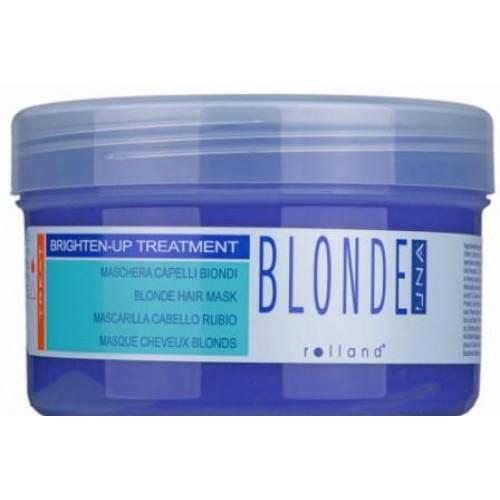 Маска для светлых волос в домашних условиях